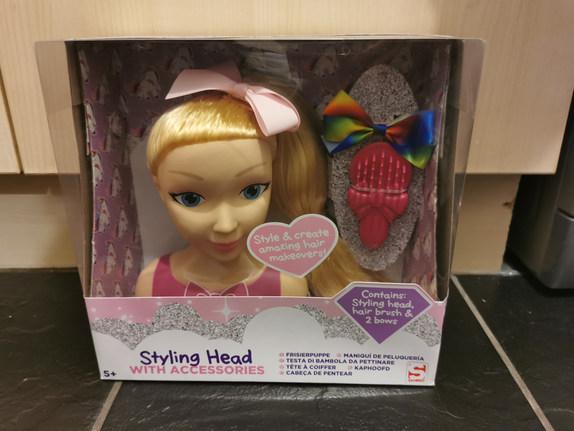 NEW Styling Head