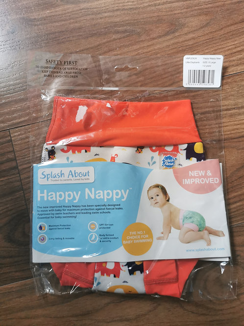 1-2 years NEW SPLASH ABOUT Happy Nappy