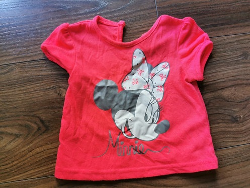 3-6 Months Minnie Mouse Top