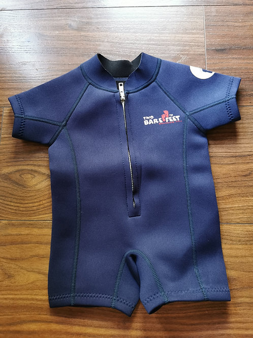 Two bare feet wetsuit XS (6-12 months)