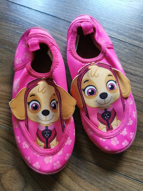 Size 11 Paw Patrol Skye Water Shoes