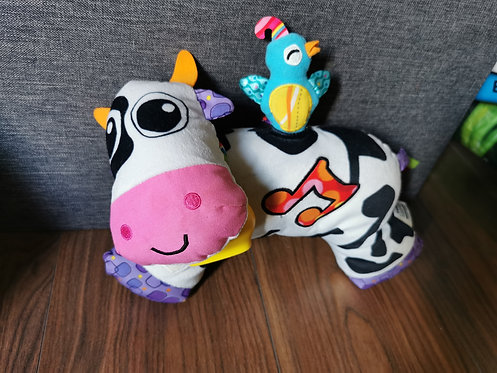 Lamaze Cow Chorus Toy - Fully Working