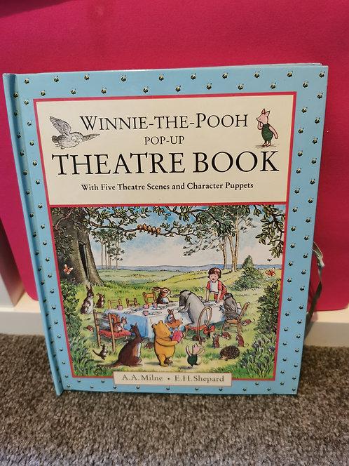 Winnie the pooh pop up theatre book