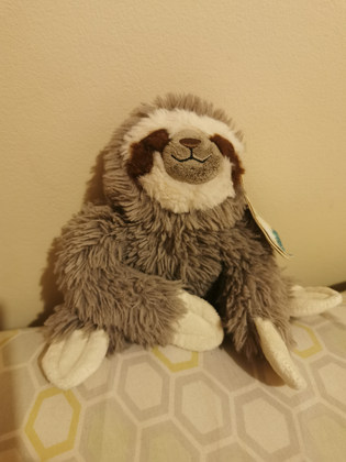 NEW Sloth soft toy