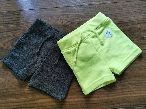 2x 3-6 Months BNWT shorts