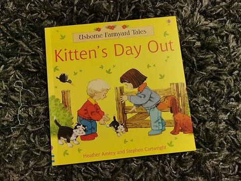 Usborne farmyard tales - Kittens day out
