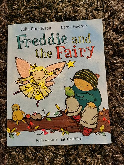 Freddie and the fairy (Julia Donaldson)