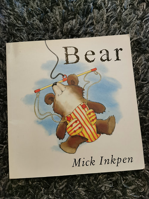 Bear story book