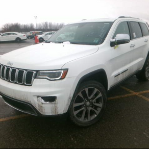 2018 JEEP GRAND CHEROKEE LIMITED VIN# 409451