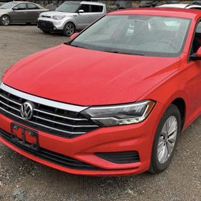2019 VolkswagenJetta          VIN#020699