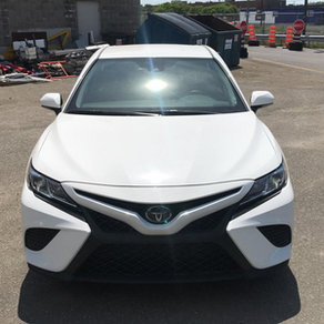 2019 ToyotaCamry SE Auto VIN#276350