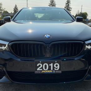 2019 BMW 53OI XDrive                          VIN#19842