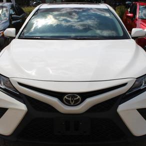 Toyota Camry 2018              VIN#103588