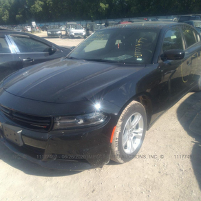2019 DODGE CHARGER SXT   VIN#658534
