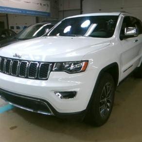 2017 JEEP GRAND CHEROKEE LIMITED VIN# 926691