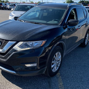 2019 NissanRogue SV         VIN#838016