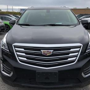 2018 CadillacXT5 AWD 4dr Luxury VIN# 170387