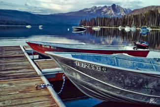 Red Fish Lake, ID