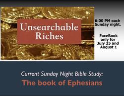 Ephesians during Corona