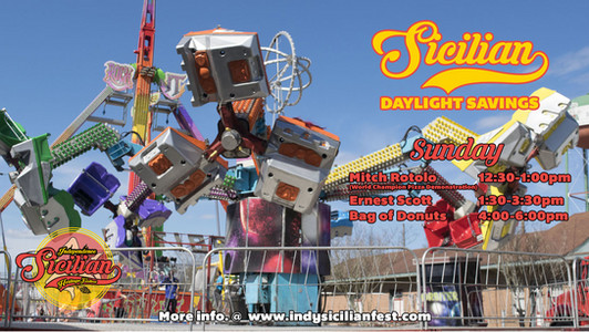 Sicilan Festival Daylight Savings AD