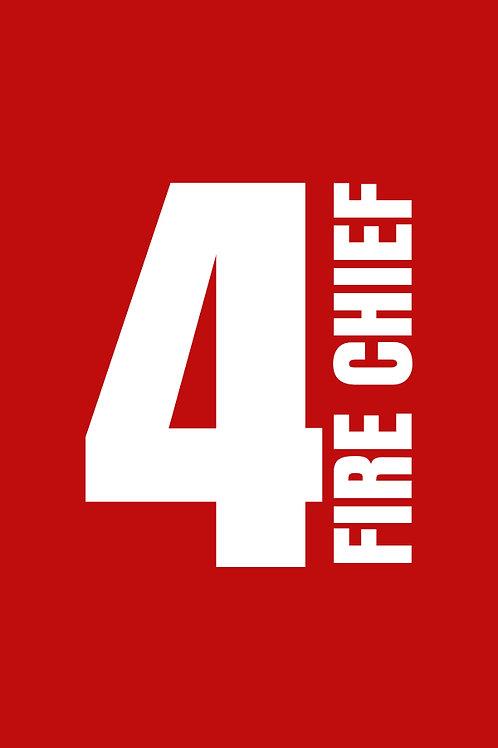 Fire Chief Sponsor