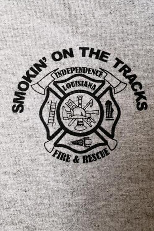 Smokin on the Tracks Tshirt