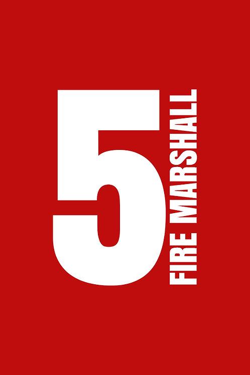 Fire Marshall Sponsor