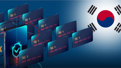 Los datos de 1 millón de tarjetas de pago de Corea del Sur salen a la venta en Darkweb por $ 24 USD.