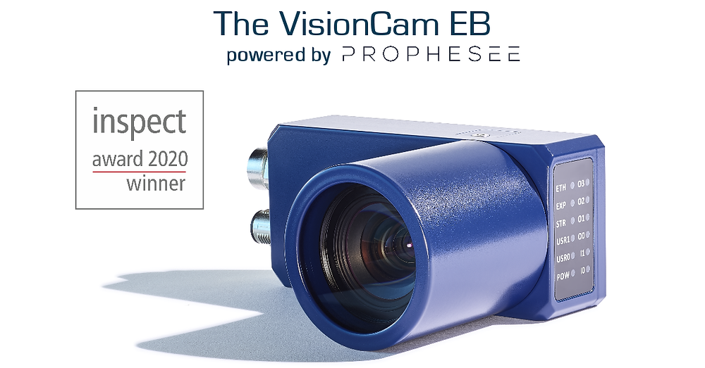 VisionCam Event-Based