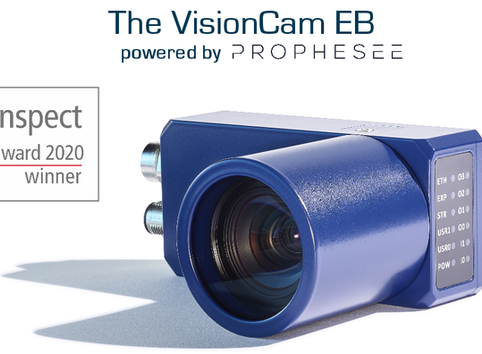 Award-Winning Event-Based VisionCam