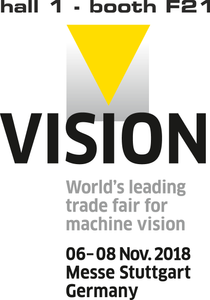 IMAGO Technologies at VISION - Hall 1, Booth F21