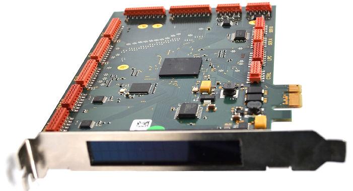 Machine Vision Controller PCIe Board