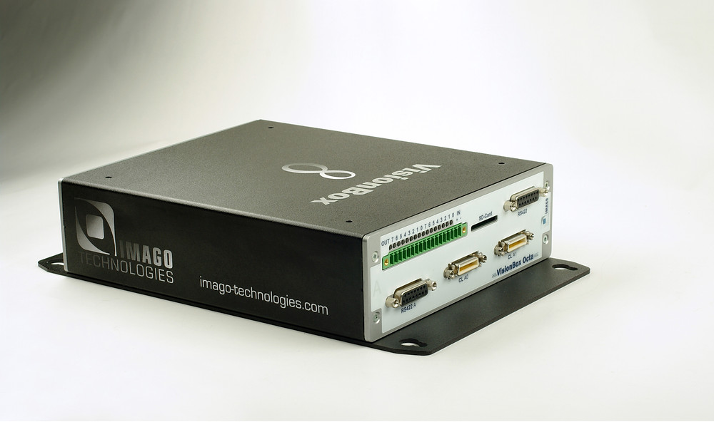 VisionBox with 8 cores for embedded vision