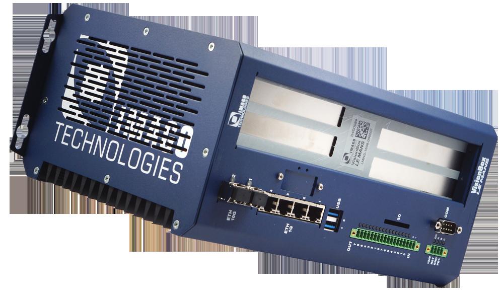 VisionBox LE MANS with ARM Cortex A-72