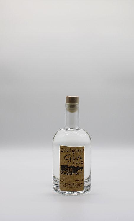 Schlüters Gin 1742 40%