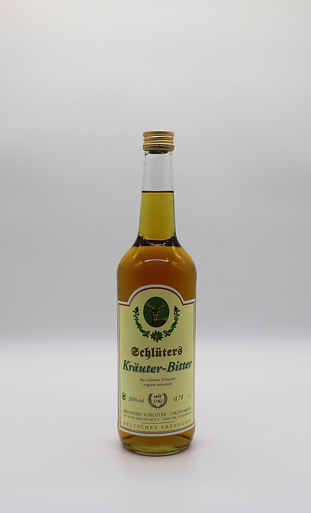Schlüters Kräuter-Bitter 36%