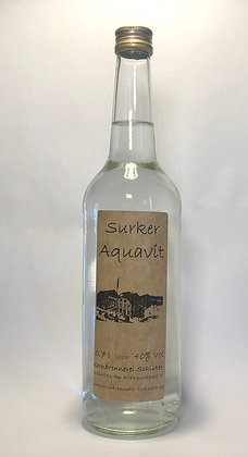 Suderwicher Aquavit 40%
