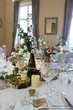 Centre de table floral