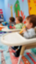 babies, infants, explore, play, sit, highchair, colorful, art, books, toys, chew