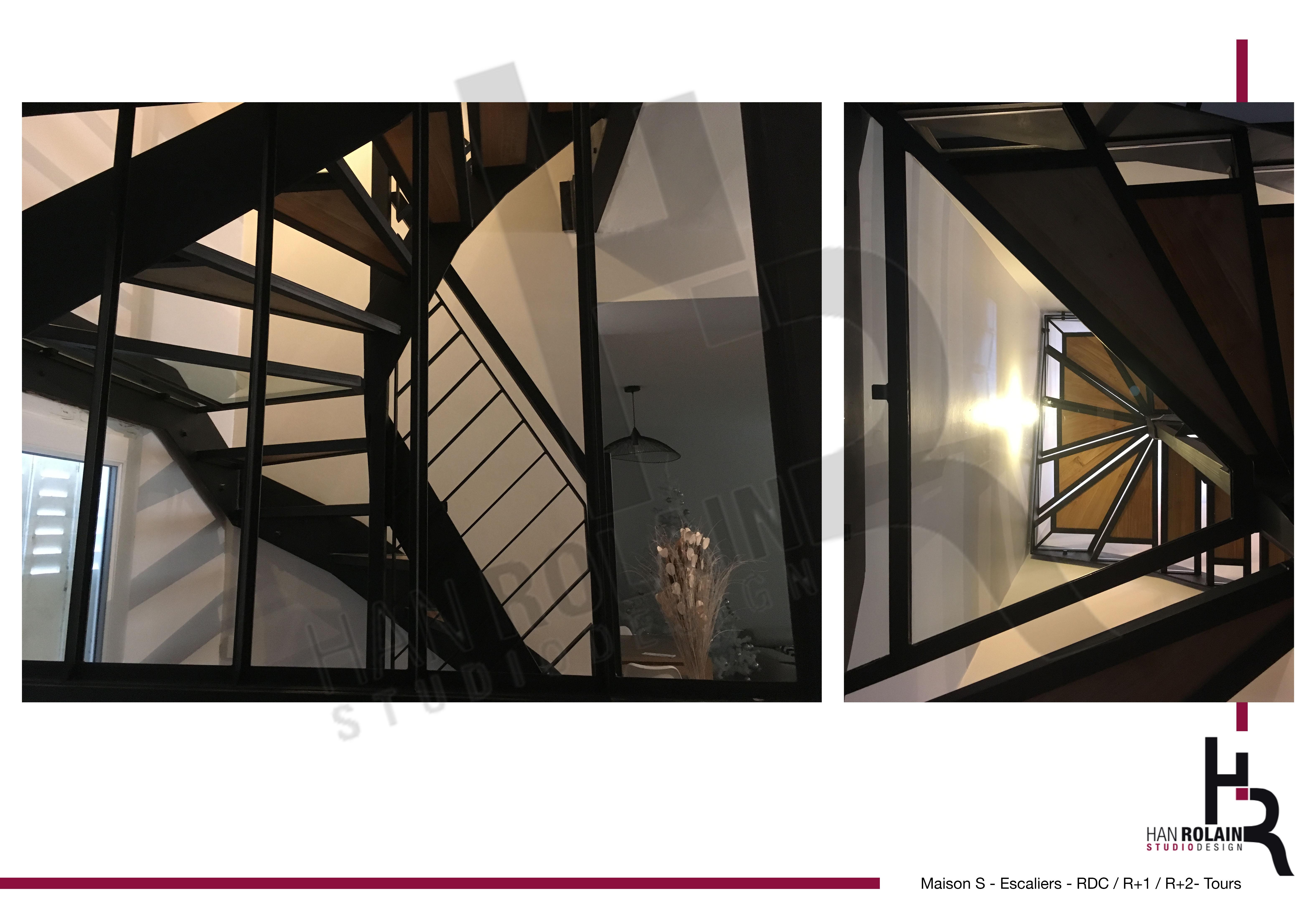 Escaliers S