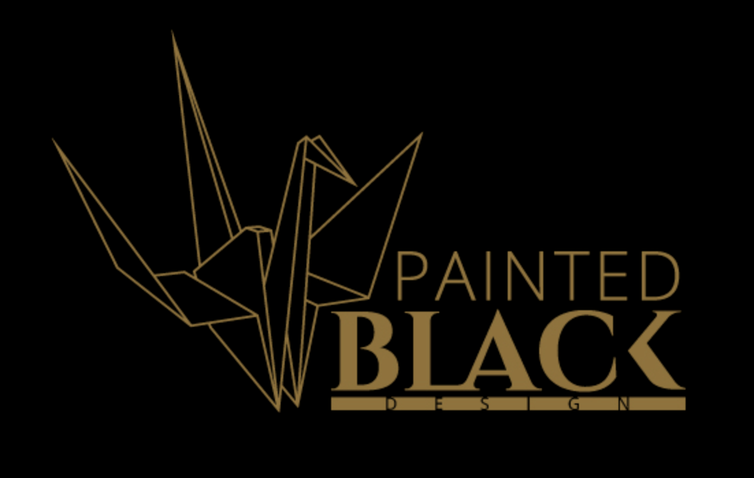 Logo Painted Black Design©