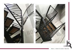 Escalier J