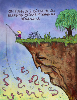 The Sleeping Cliff