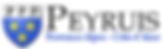 Logo blason Peyruis
