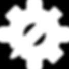 GCDA logo - ver. 2 - white - clear bg@4x