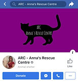 ARC - Anna's Rescue Centre Facebok Donate