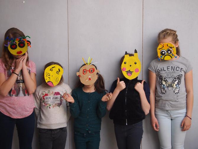 Ateliers de Communication bienveillante et expression artistique