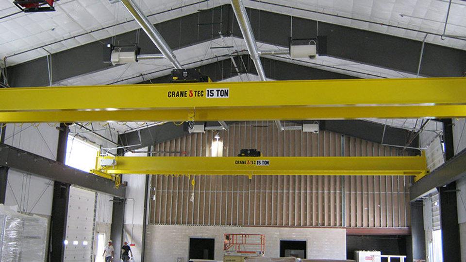 Crane-Tec overhead crane systems