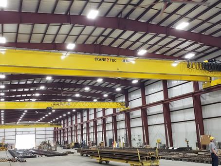 Job History: 5 Ton Crane Syetem