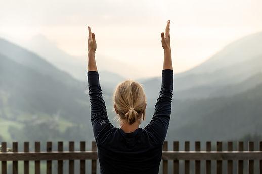 Yoga Klettern 2